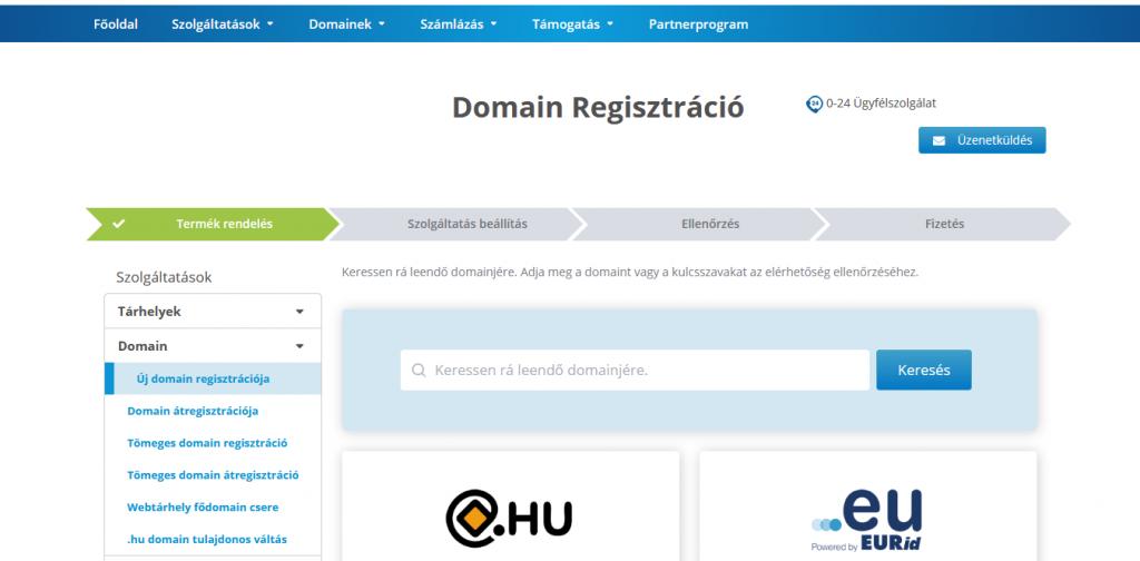 Domain, tárhely, wordpress totál kezdőknek 1